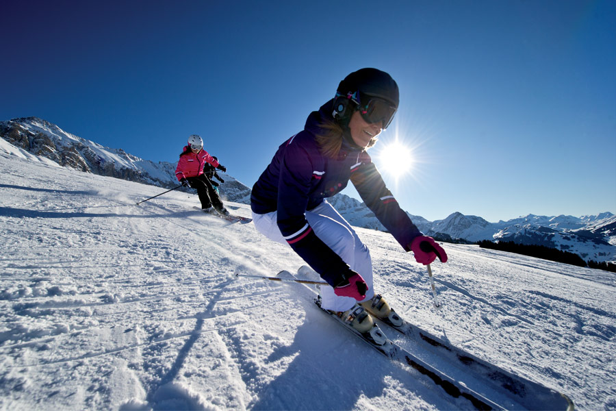 Ski rental Super Devoluy Intersport